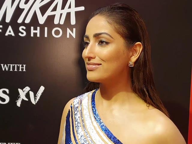 Video : Responsibility Comes With Being A Public Figure: Yami Gautam