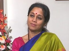 "Uddhav Thackeray Government ""Not Repressive"", Says NCP's Supriya Sule"