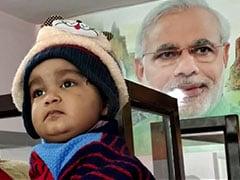 वाराणसी : पीएम मोदी से मासूम चंपक के मां-बाप को रिहा करने की गुहार