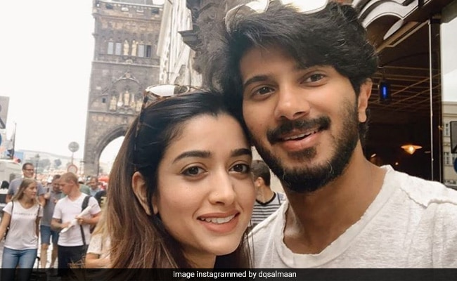 'Love You To The Moon And Back,' Dulquer Salmaan Writes In His Anniversary Wish For Wife Amal