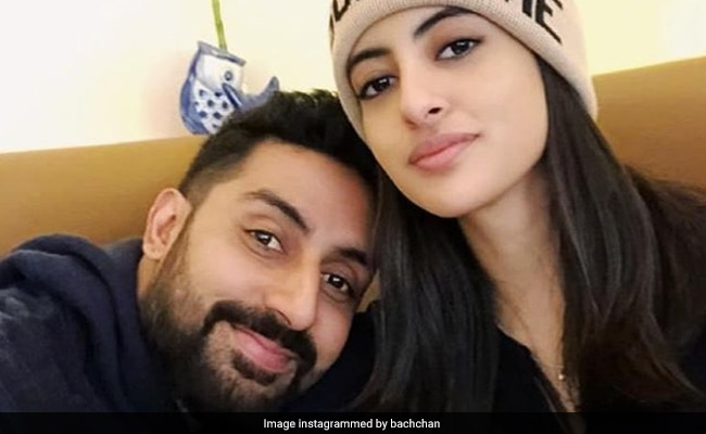 Navya Naveli's Birthday Made Special By 'Squeezy', Cheesy Posts From Shweta And Abhishek Bachchan