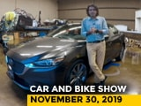 Video : Los Angeles Auto Show 2019