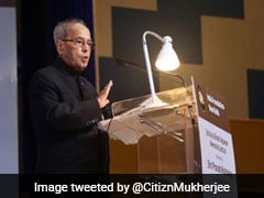 CAA Protests, Pranab Mukherjee Says, Will Deepen Democracy