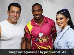 Yohan Blake Talks Success, Fitness With Salman Khan, Jacqueline Fernandez