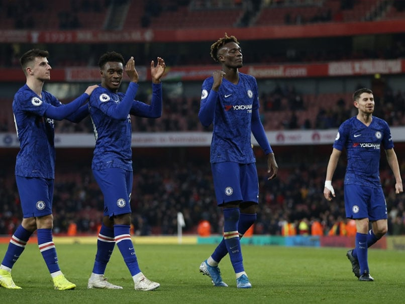 Arsenal vs Chelsea: Tammy Abrahams Late Strike Ruins Arsenals Party As Chelsea Win 2-1