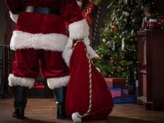 Goa Traffic Cops Dress As Santa Claus To Hand Out Treats, Educate Motorists