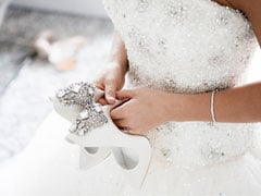 9 Gorgeous Heels To Team With Your Wedding Gown