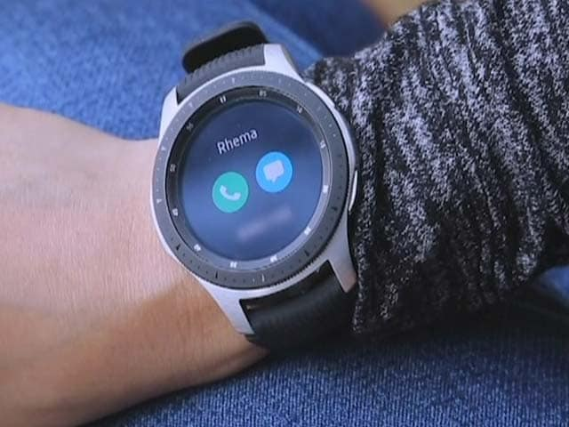 Video : Can The Smartwatch Be Free Of The Smartphone?