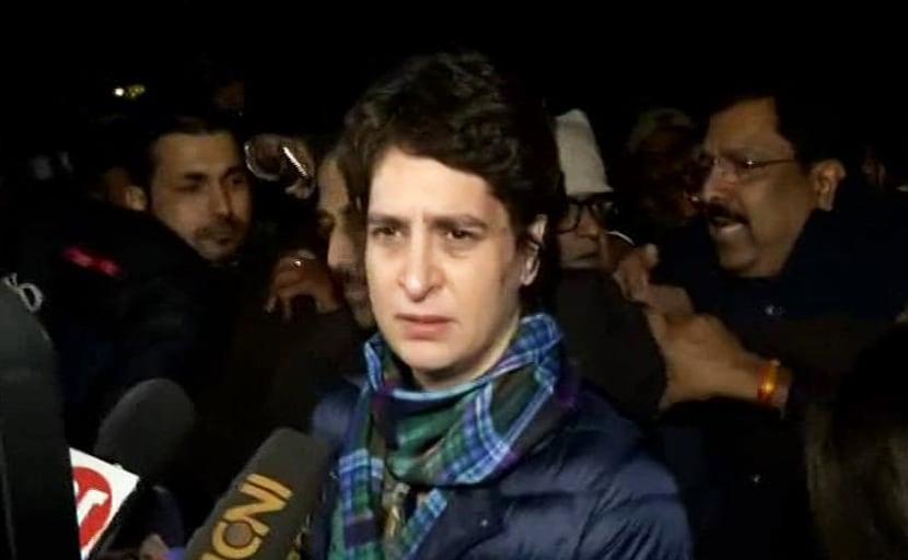 Priyanka Gandhi's 'Understand The Chronology' Attack On BJP, Amit Shah