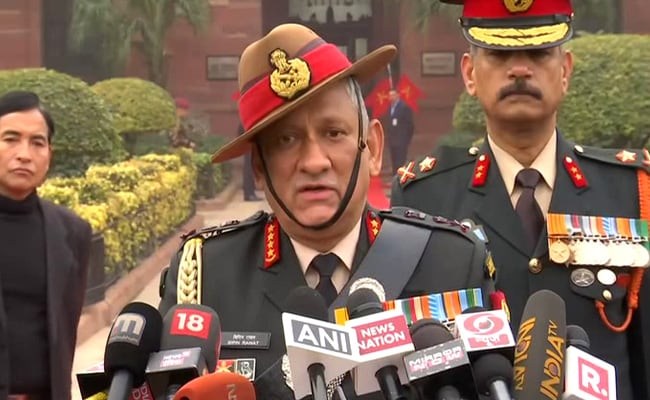 'Outstanding Officer': PM To India's First Chief Of Defence Staff