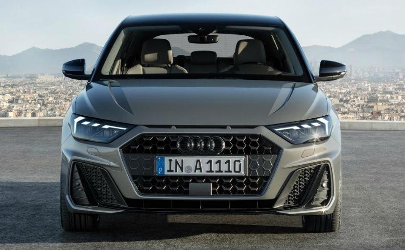2019 Audi A1 Sportback Breaks Cover Ndtv Carandbike