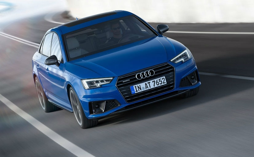 2019 Audi A4 Facelift Revealed Gets Sporty Styling Cues Ndtv