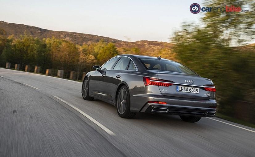 2019 Audi A6 Abgeben Aurus