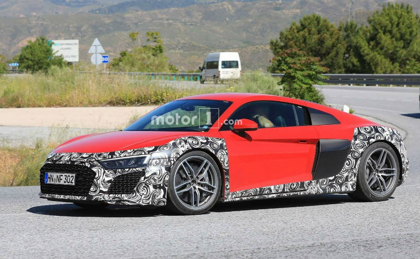 Audi might discontinue the R8 range after 2020