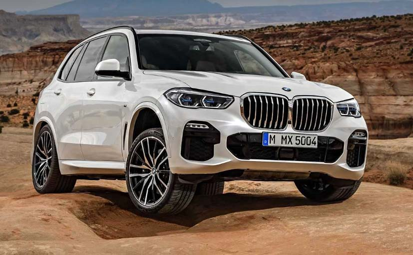 Bmw Starts Production Of All New X5 Suv