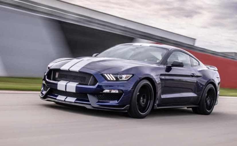 2019 Ford Mustang Shelby GT350 Revealed
