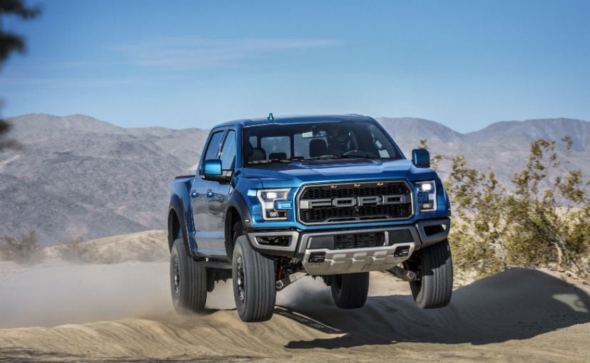 Ford Raptor gets new shocks, Trail Control