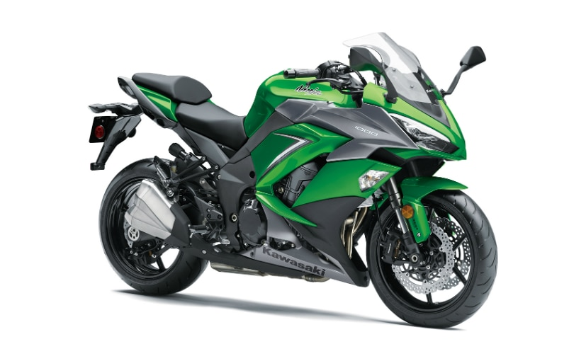 The 2019 Kawasaki Ninja 1000 gets minor cosmetic upgrades with no mechanical changes