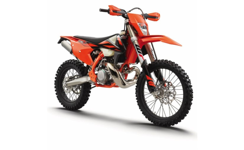 The 2019 KTM Enduro range come with updated suspension, new battery and other updates