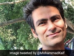 """Mohammad Kaif Wins Internet With """"Beautiful"""" Video Of """"Mother Bowling, Child Batting"""". Watch"""