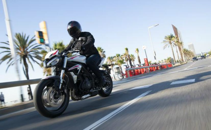 Triumph Motorcycles will not offer the 2020 Triumph Street Triple S on sale in India