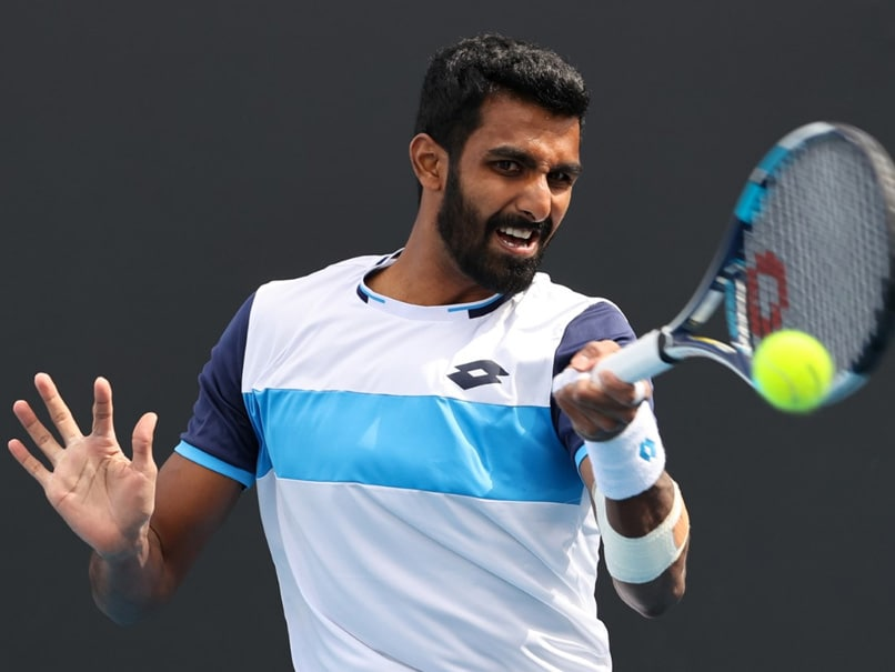 Australian Open: Indias Prajnesh Gunneswaran Knocked Out In First Round