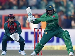 1st T20I: Recalled Shoaib Malik Leads Pakistan's Win Over Bangladesh