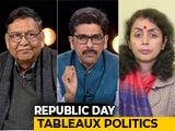 Video : Bengal, Maharashtra Tableaux Rejected For Republic Day
