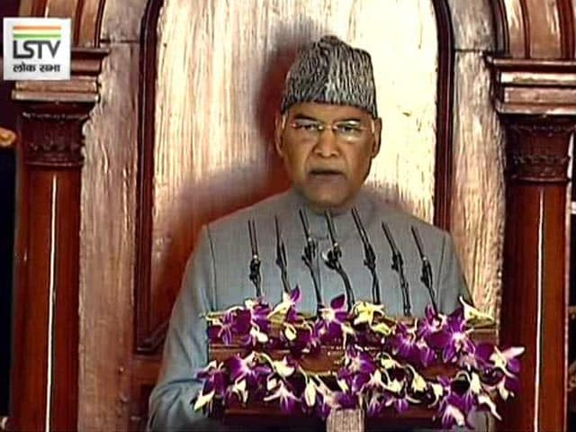 Video : CAA Passed To Fulfil Bapu's Dream, Says President. Opposition Erupts