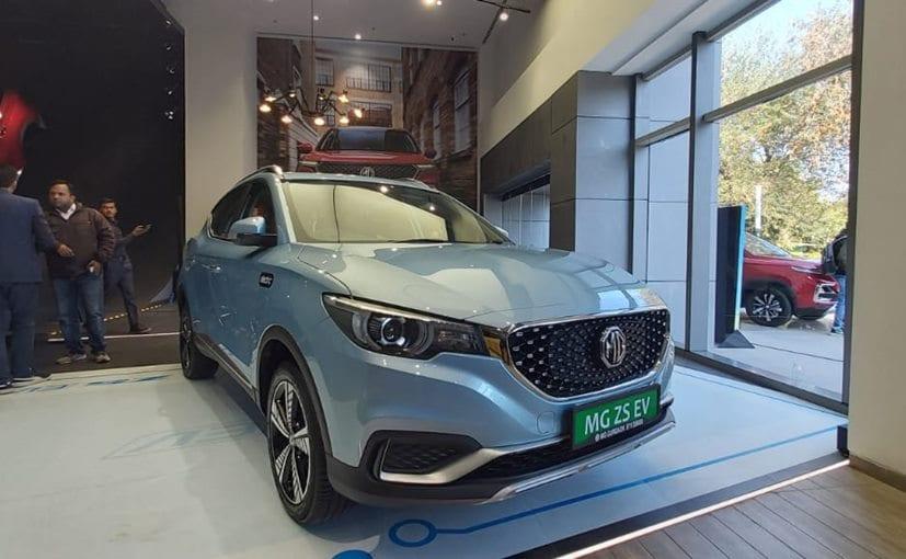 Hyundai Kona -র থেকে কম দামে ভারতে লঞ্চ হল MG ZS EV