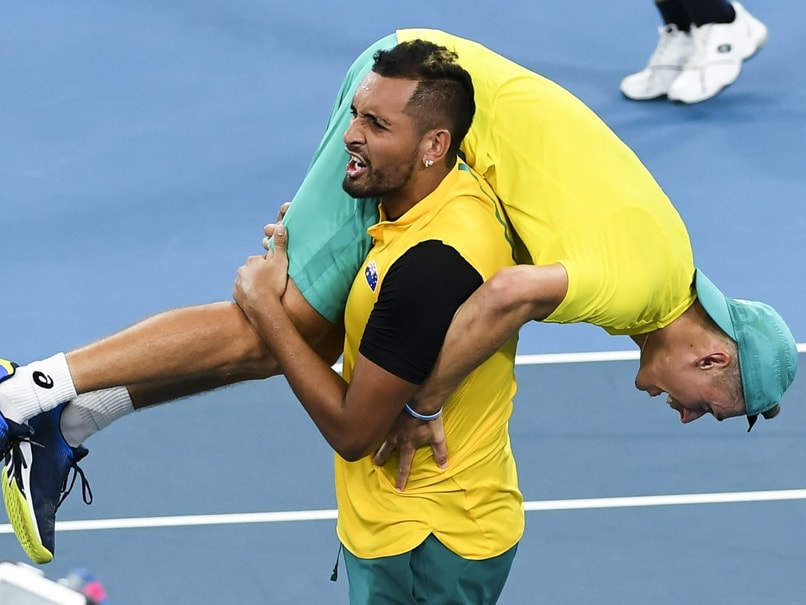 Australia Edge Britain In Epic ATP Cup Quarter-Final Clash