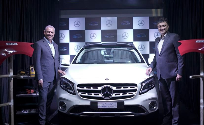 Shekhar Bhide, VP, Customer Services & Corporate Affairs, MBI & Sanjay Thakker, Benchmark Cars