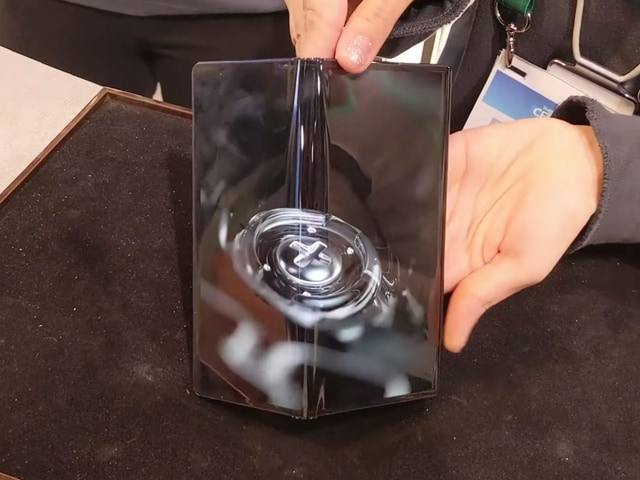 Video : First Look- Meet Huawei's First Foldable Smartphone