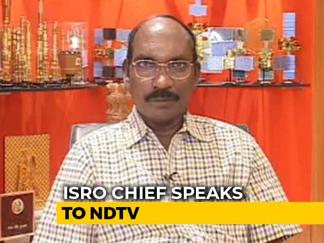 Video : 4 IAF Pilots Selected, Design Phase Of Manned Mission Over: ISRO Chief