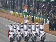 Many Firsts In This Year's Parade For 71st Republic Day