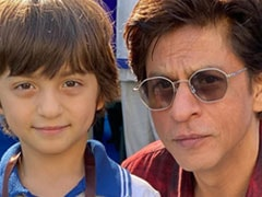 Shah Rukh Khan's Tweet For His 'Gold Medal' - Son AbRam - Will Melt Your Heart