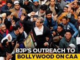 Video : Centre's Bollywood Outreach On Citizenship Law
