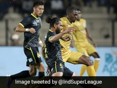 ISL: Hyderabad FC Peg Mumbai City FC Back With Late Penalty