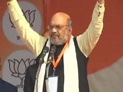 Amit Shah's Dare To Rahul Gandhi, Mamata Banerjee On Citizenship Act