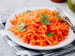 This Carrot And Orange Salad May Help You Lose Weight And Give You A Glowing Skin