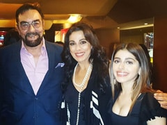 <I>Jawaani Jaaneman</i>: Pooja Bedi's Shout Out To Daughter Alaya Comes With A Pic Of '3 Generations In Film'