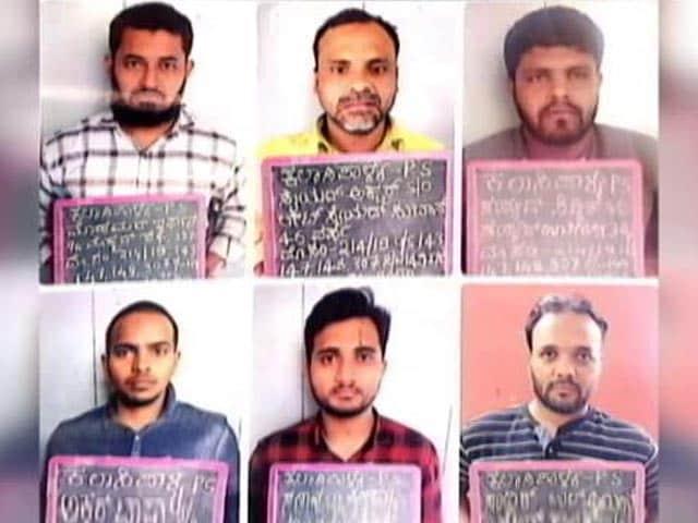 Videos : बेंगलुरु : RSS कार्यकर्ता पर हमला करने वाले 6 आरोपी गिरफ्तार