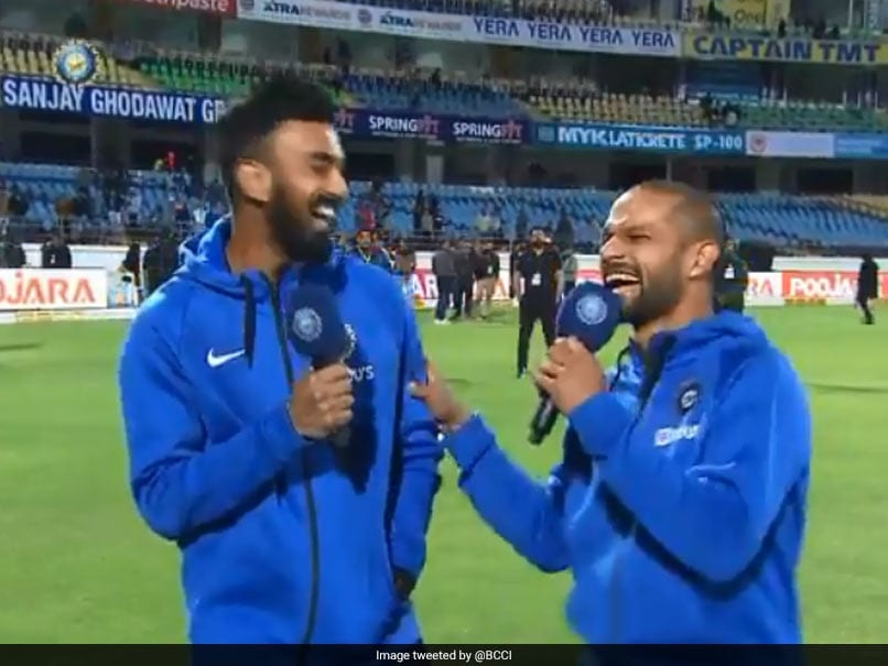 Watch: Shikhar Dhawan Takes Over Chahal TV, Savagely Trolls Leg-Spinner
