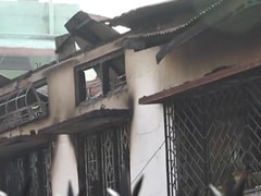 Guwahati Boy, Brother Killed In Fire Before His Birthday Party
