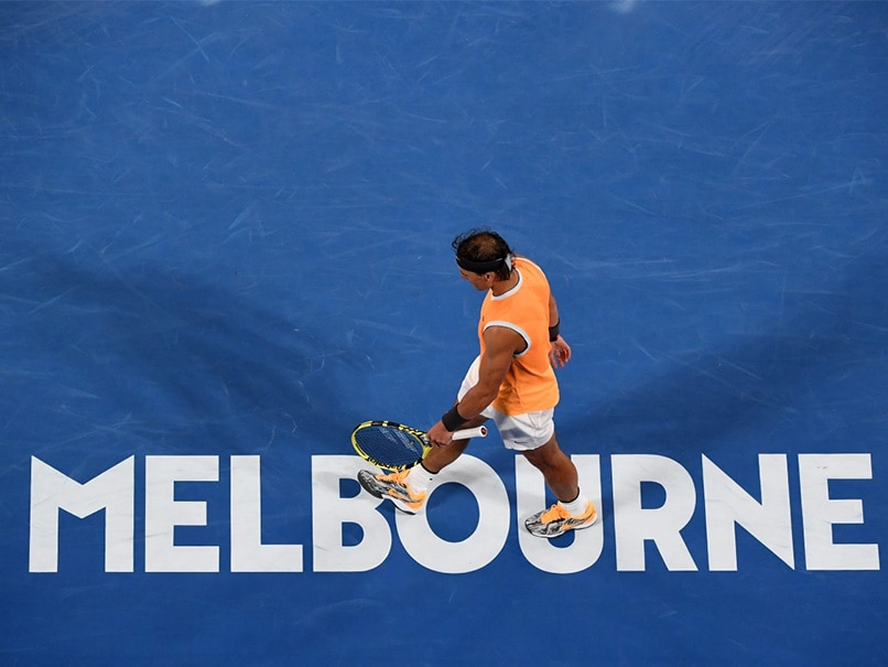 Bushfire Smoke Halts Australian Open Practice In Melbourne
