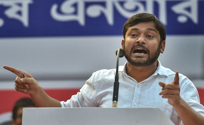 'Government Has Made A Mistake In Choosing JNU As Enemy': Kanhaiya Kumar