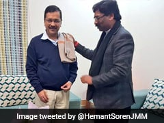 Will Implement Delhi Government's Initiatives In Jharkhand: Hemant Soren