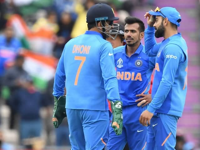 """We Miss Him A Lot"": Yuzvendra Chahal Gets Emotional, Reveals Seat On Bus Still Reserved For MS Dhoni"