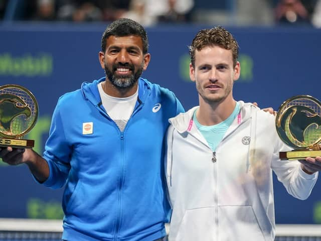 Rohan Bopanna-Wesley Koolhof Win Qatar Open Title