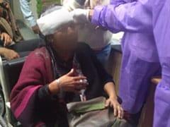 """Stones Large Enough To Break Our Skulls"": JNU Teacher On Violence"